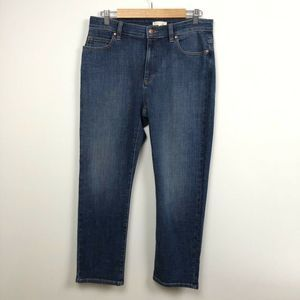 Eileen Fisher Women's Jeans High Waist 8